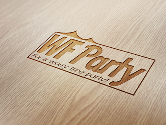 Logo ontwerp Worry Free Party
